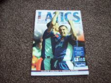 Oldham Athletic v Bristol Rovers, 1998/99